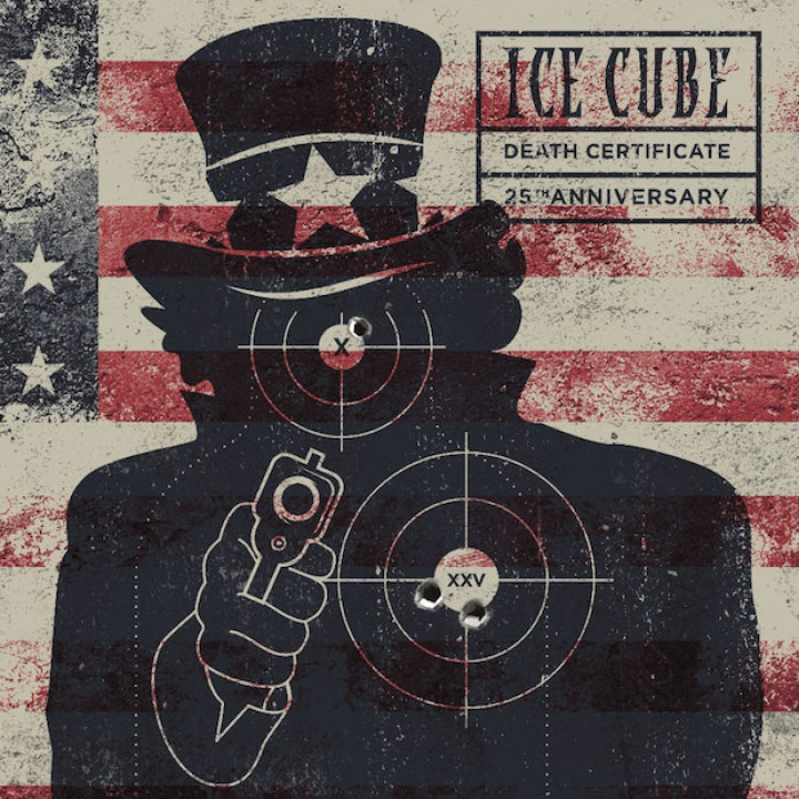 Ice Cube Death Certificate: 25 Anniversary Edition