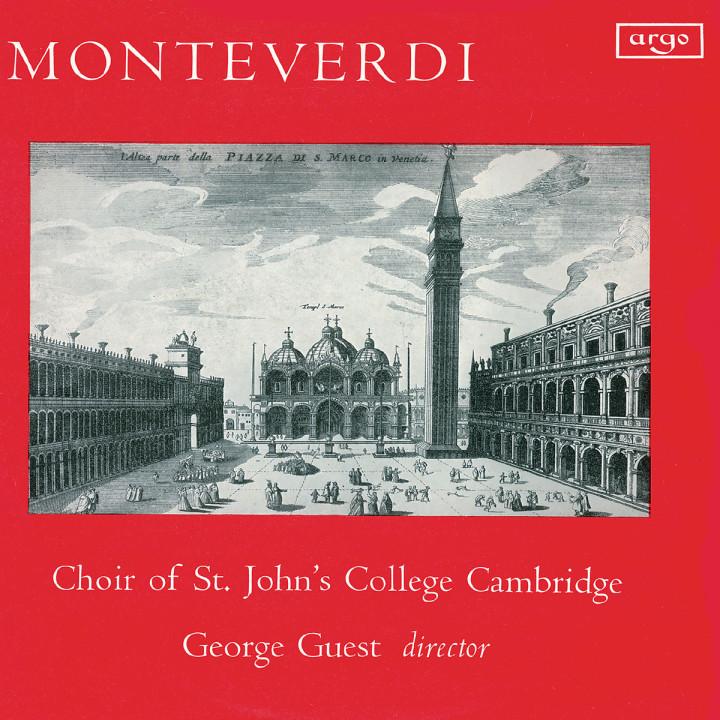 Monteverdi: Masses in Four Parts; Laudate Pueri; Ut Queant Laxis