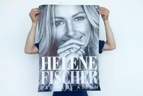 Helene Fischer, Gewinnt das handsignierte Helene Fischer Poster
