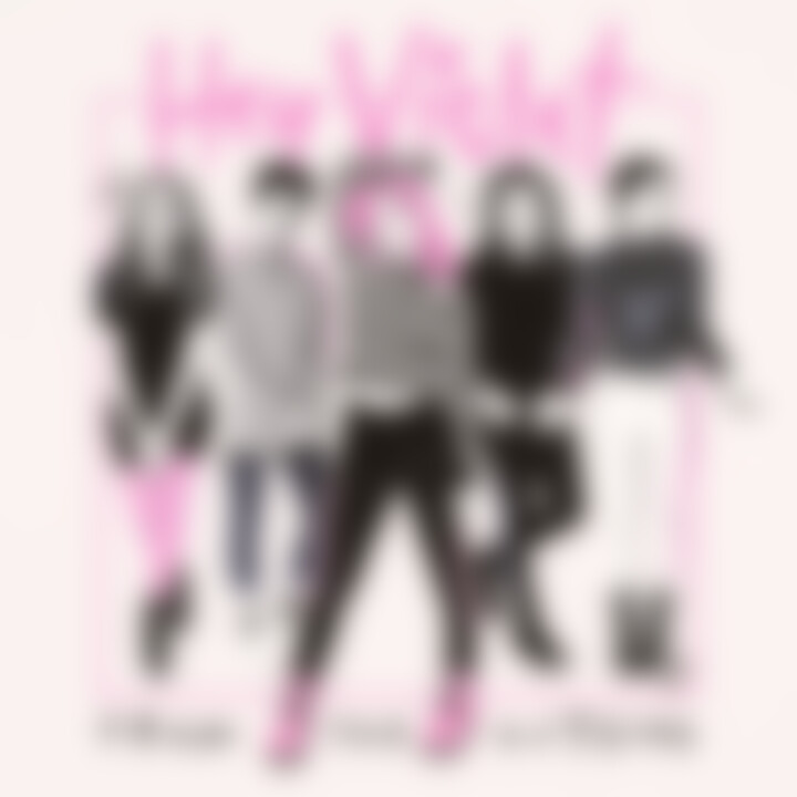 Hey Violet Album From The Outside Cover