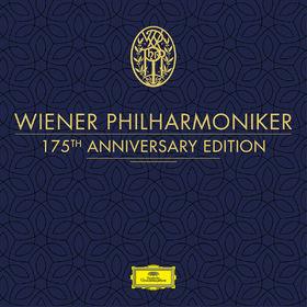 Wiener Philharmoniker, Wiener Philharmoniker - 175th Anniversary Edition, 00028947974345
