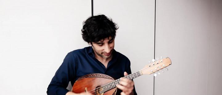 """Avi Avital spricht über """"Avi's Song"""""""