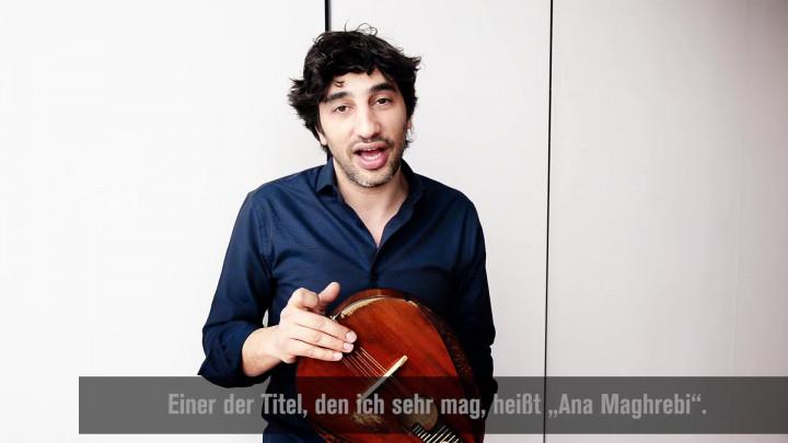 "Avi Avital spricht über ""Ana Magrebhi"""