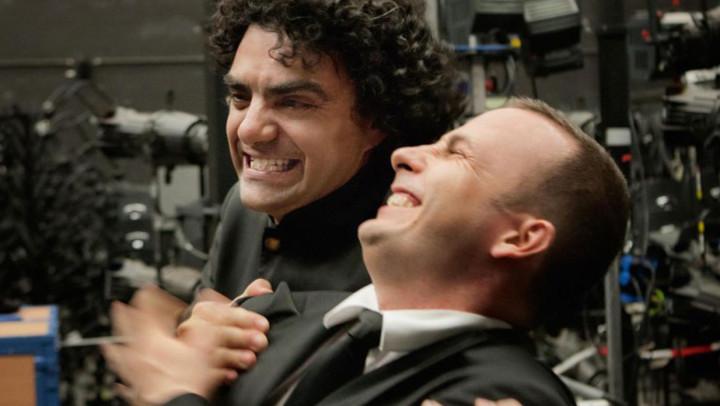 Rolando Villazon und Yannick Nezet-Seguin