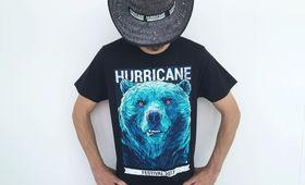 Clueso, Merchandise zum Hurricane Festival: Gewinnt euer Early Bear- Shirt