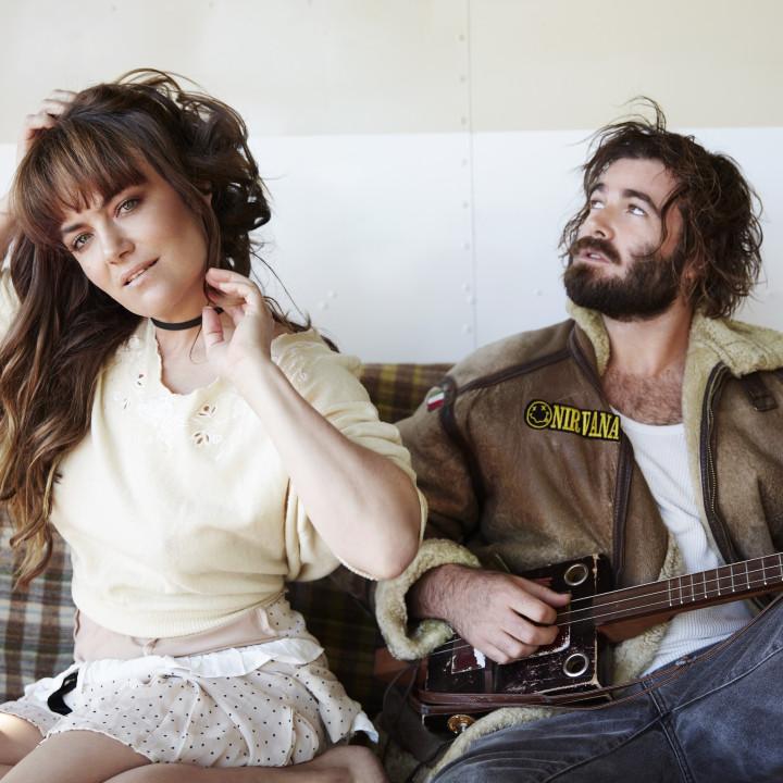 Angus & Julia Stone Pressebilder 2017