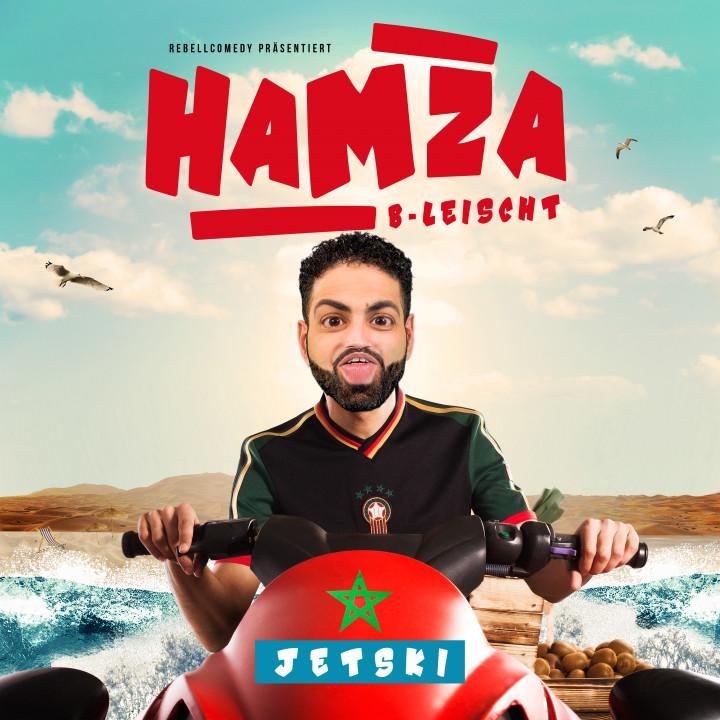Hamza B-Leischt - Jetski