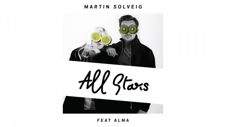 All Stars ft ALMA