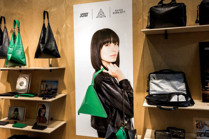 Alice Sara Ott JOST Showcase