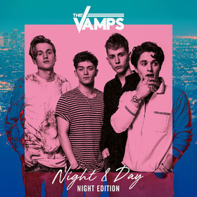 The Vamps, Night & Day, 00602557629200