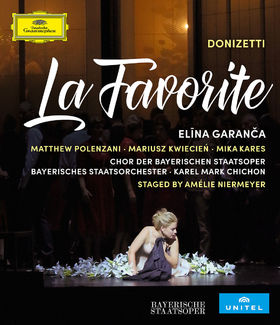 Elina Garanca, Donizetti: La Favorite, 00044007353592