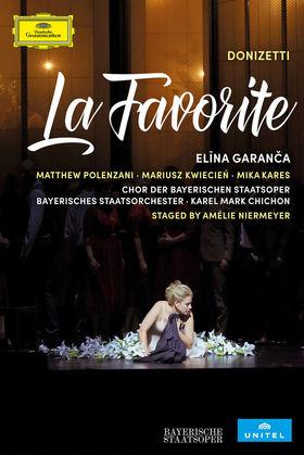 Elina Garanca, Donizetti: La favorite, 00044007353585