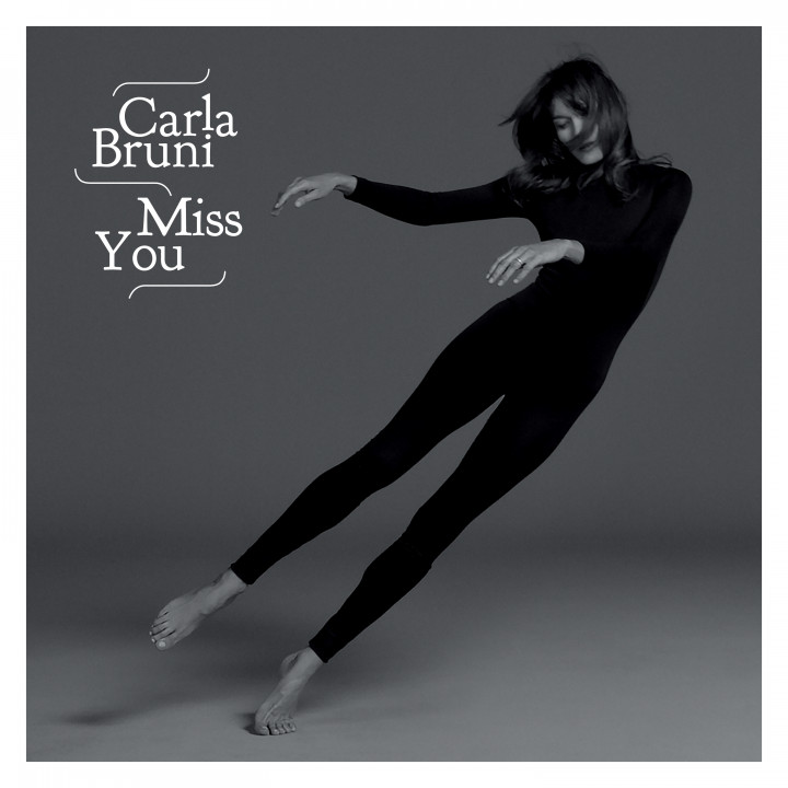 Carla Bruni Miss You Single Cover
