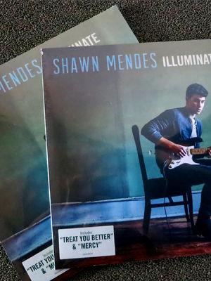 Shawn Mendes, Gewinnt das Shawn Mendes-Allbum Illuminate in der Vinyl-Version