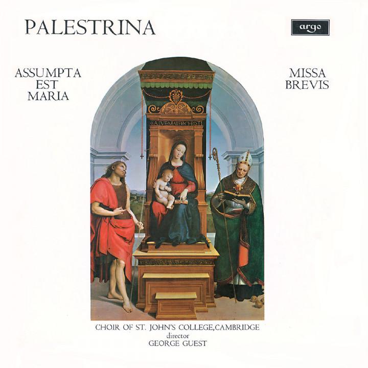 Palestrina: Missa Assumpta est Maria; Missa Brevis