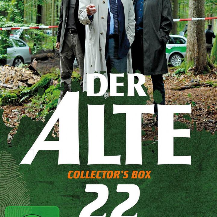 Der Alte Collector's Box Vol.22 (15 Folgen/5 DVD)
