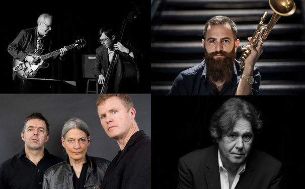ECM Sounds, Preis der Deutschen Schallplattenkritik - Vier Alben von ECM in der Longlist für das dritte Quartal