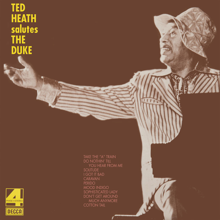 Ted Heath Salutes The Duke