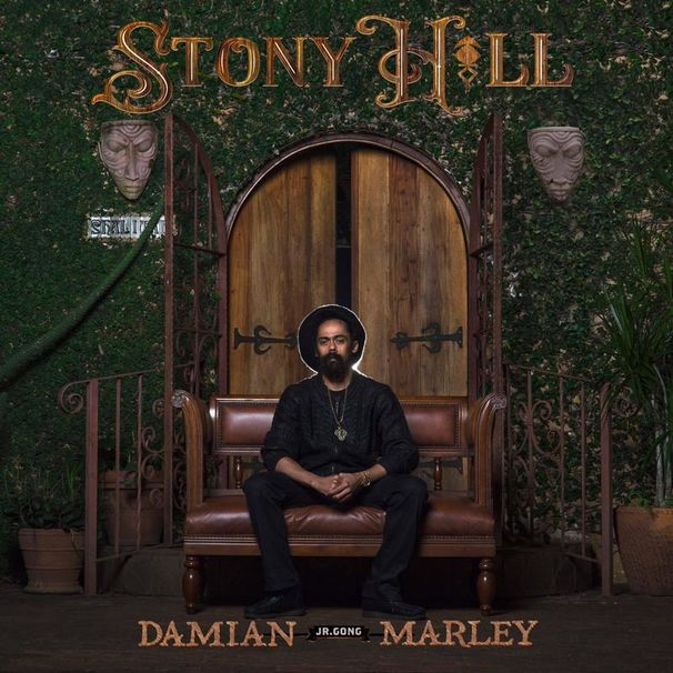Damien Marley, Cover Stony Hill Damien Marley 2017