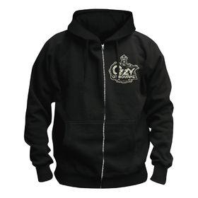 Ozzy Osbourne, Crowned Skull Logo, 5054190273985