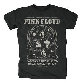 Pink Floyd, Hallenstadion Zürich 1972, 4055585071590