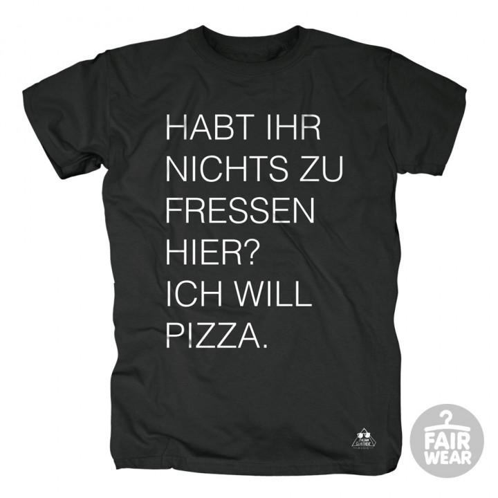 Ich will Pizza