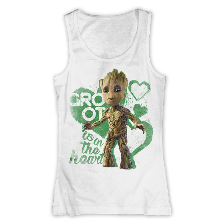 Groot Is In The Heart