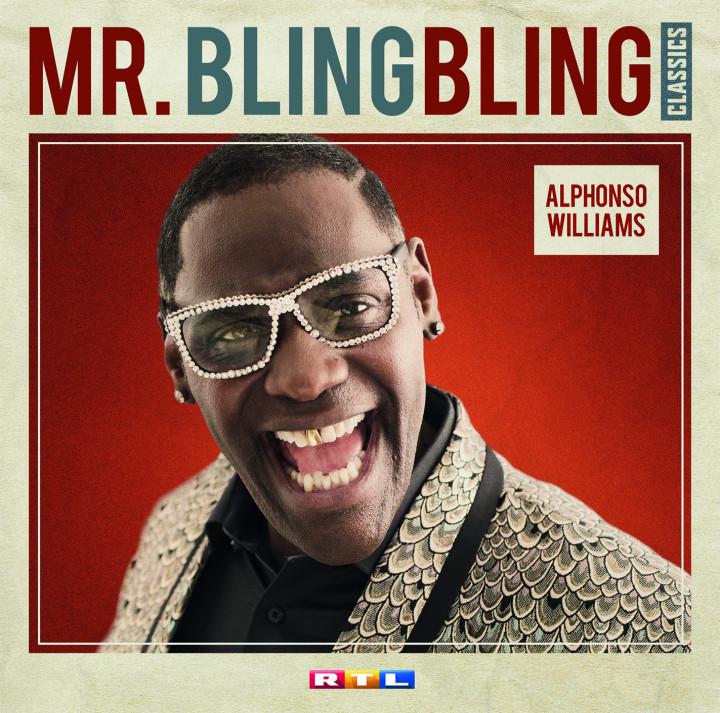 Alphonso Williams Album Cover 2017
