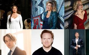 Diverse Künstler, Klassikfestivals 2017: die Höhepunkte des Festspielsommers im Überblick
