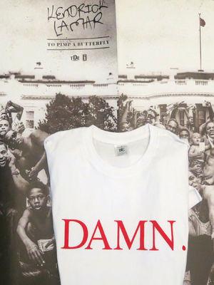 Kendrick Lamar, Gewinnspiel mit Kendrick Lamar: Wir verlosen DAMN.-Shirts und To Pimp A Butterfly- Poster