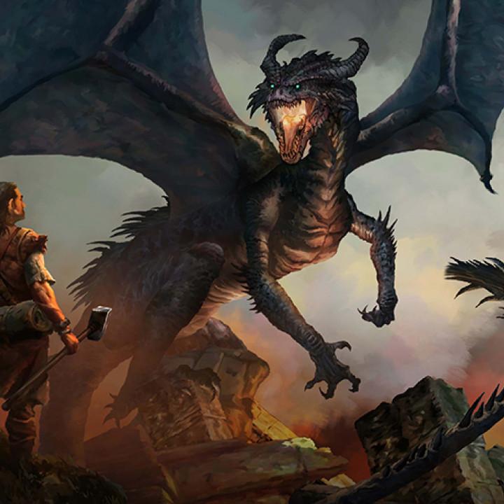 Der Fluch des Drachen