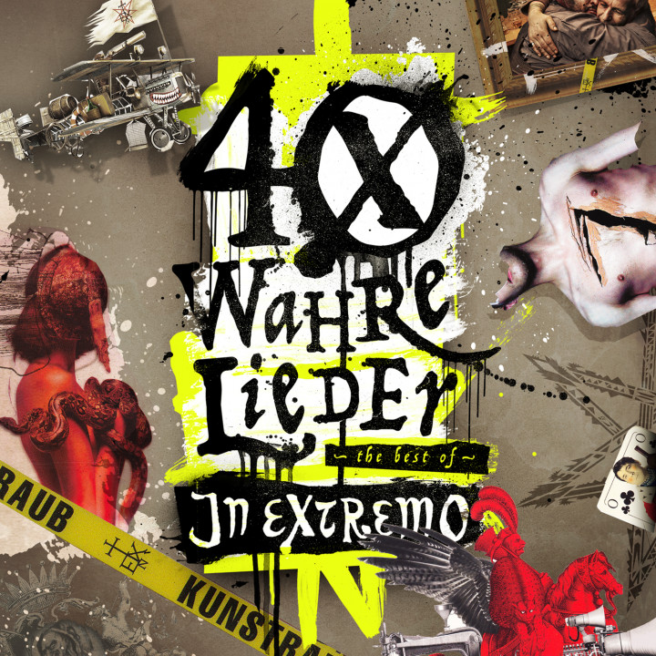 In Extremo - 40 wahre Lieder