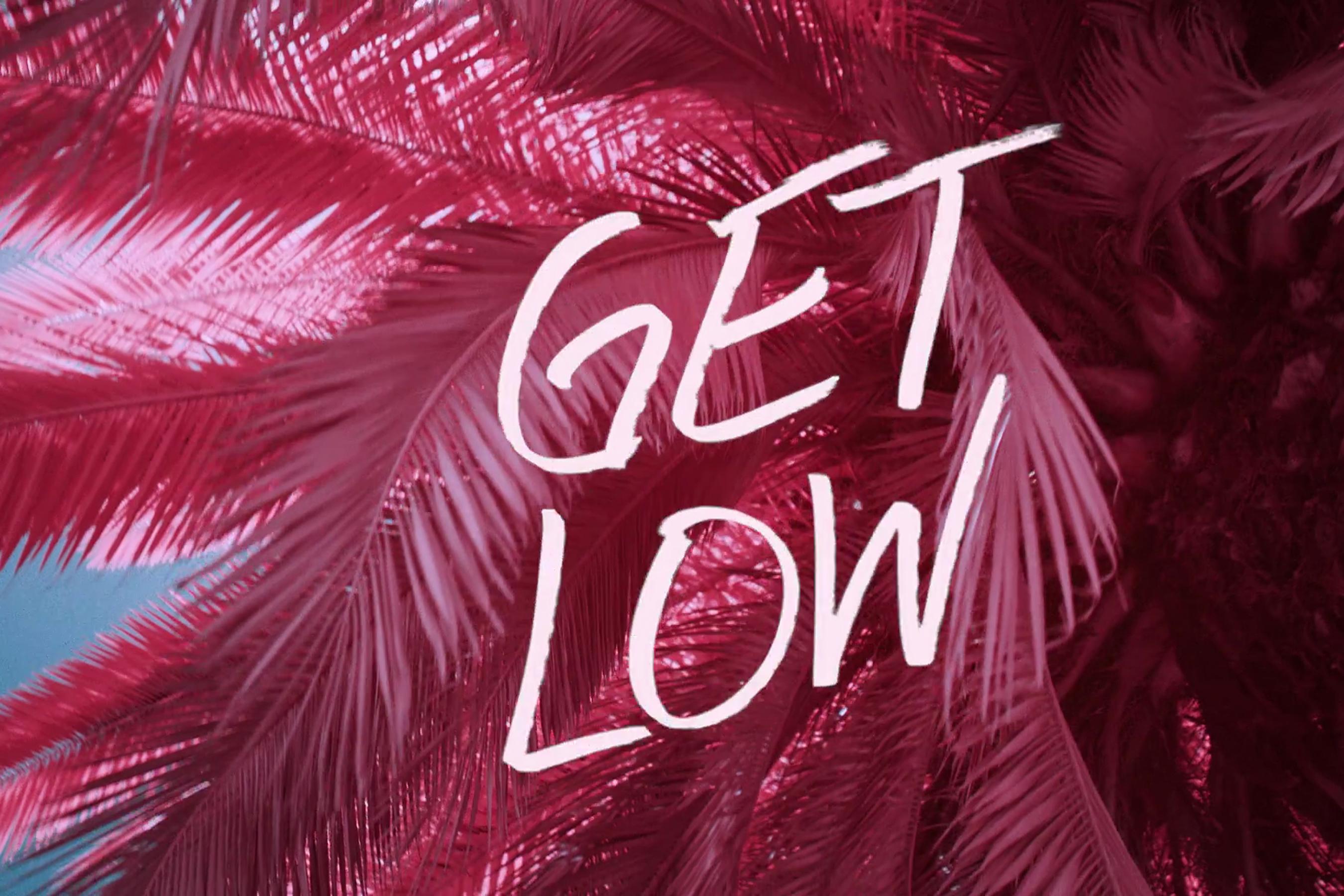 Zedd, Get Low feat. Liam Payne (Audio-Video)