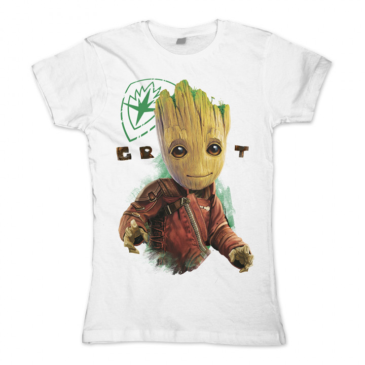 Groot Big Eyes