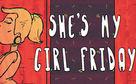 Capital Cities, Girl Friday feat. Rick Ross (Lyric Video)