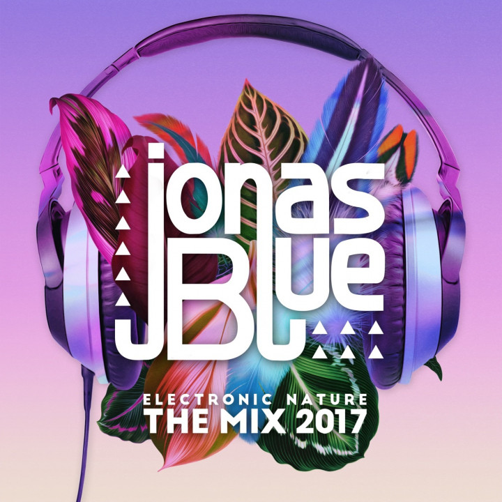 Cover Jonas Blue - Electronic Nature 2017