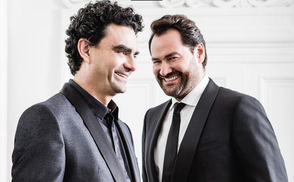 Rolando Villazón, Duette zu Dritt – Rolando Villazón, Ildar Abdrazakov und Yannick Nézet-Seguin kündigen gemeinsames Album an
