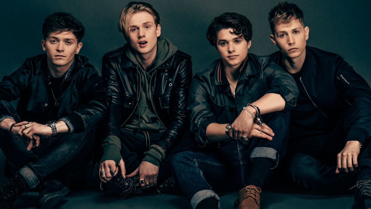 Video: The Vamps - Just My Type