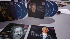 Vladimir Ashkenazy, Complete Concert Recordings (Trailer)