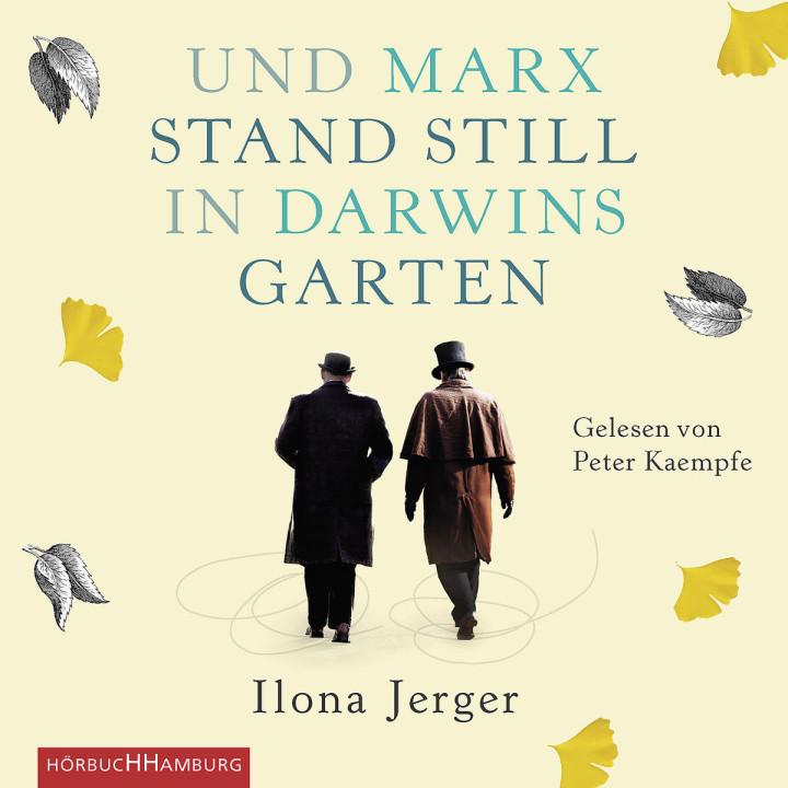 I. Jerger: Und Marx stand still in Darwins Garten