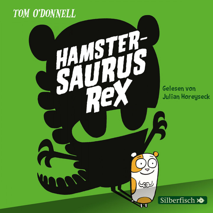 Tom O'Donnell: Hamstersaurus Rex