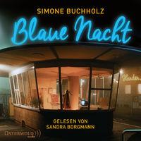 Various Artists, Simone Buchholz: Blaue Nacht, 09783869523750
