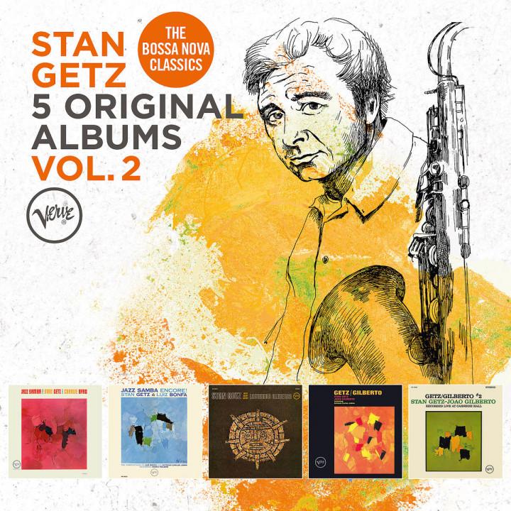 5 Original Albums, Vol. 2