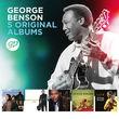 George Benson, 5 Original Albums, 00600753769942