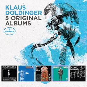 5 Original Albums, 5 Original Albums, 00602557548686