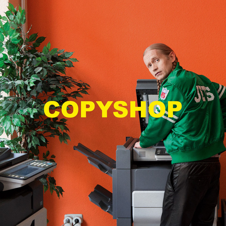 Copyshop (Ltd. Digipak)