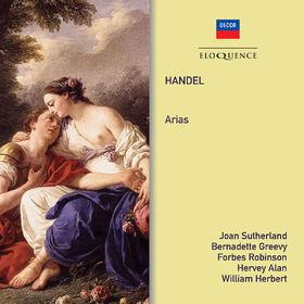 Joan Sutherland, Handel: Arias, 00028948247622