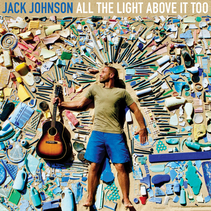 Jack Johnson Cover All The Light Above It Too
