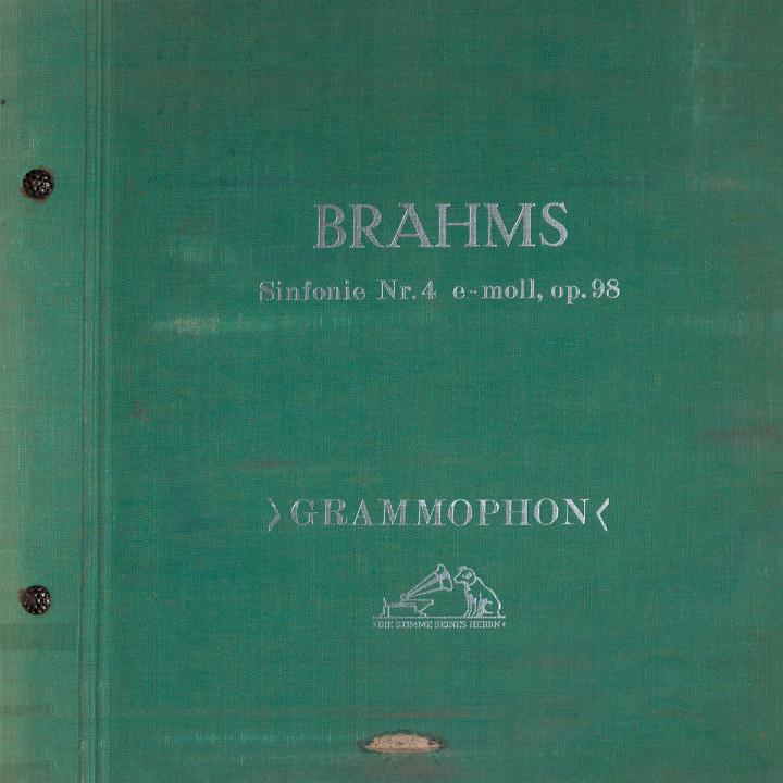 Brahms: Symphony No.4 /  Strauss, R.: Tod und Verklärung, Op.24