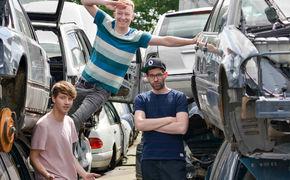 Deine Freunde, Deine Freunde steuern Song zu Disneys Cars 3: Evolution bei